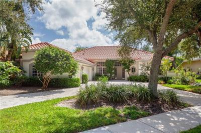 Naples Single Family Home For Sale: 8036 Vera Cruz Way