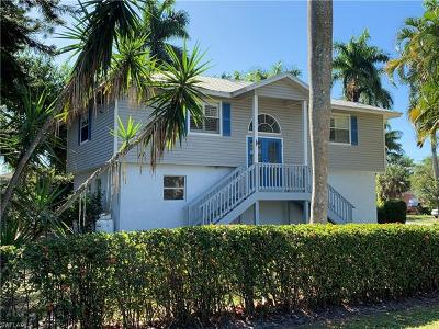 Naples Single Family Home For Sale: 684 N 12th St