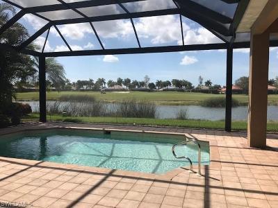 Naples Single Family Home For Sale: 5075 Castlerock Way