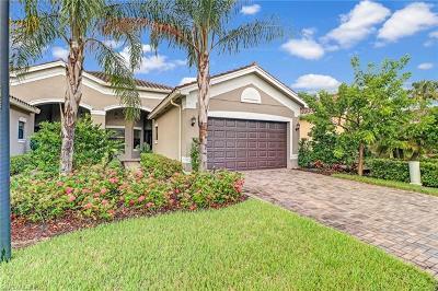 Naples Single Family Home For Sale: 13528 Monticello Blvd