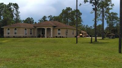 Naples Single Family Home For Sale: 3720 NE 8th Ave