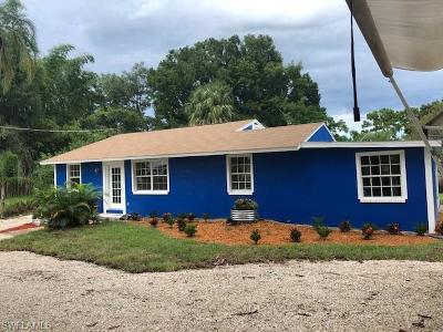 Bonita Springs Single Family Home For Sale: 26801 N Riverside Dr