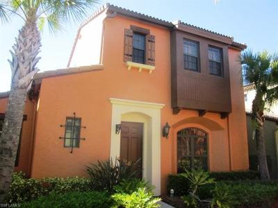 Fort Myers Single Family Home For Sale: 11980 Tulio Way #2405