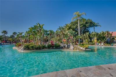 Naples Condo/Townhouse For Sale: 2360 Hidden Lake Ct #2