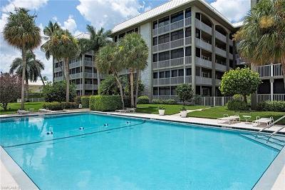 Naples Condo/Townhouse For Sale: 2880 N Gulf Shore Blvd #509