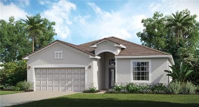 Fort Myers Single Family Home For Sale: 4259 Bluegrass Dr