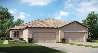 Fort Myers Single Family Home For Sale: 4136 Bisque Ln