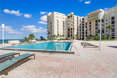 Naples Condo/Townhouse For Sale: 3215 N Gulf Shore Blvd #301N