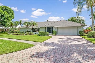 Naples Single Family Home For Sale: 4406 Wilder Rd #22