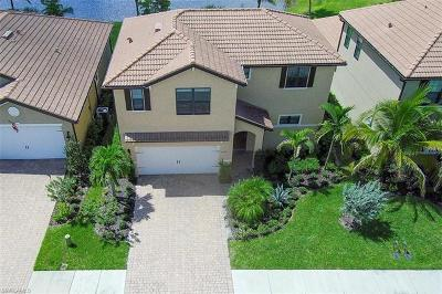 Naples Single Family Home For Sale: 14549 Tuscany Pointe Trl