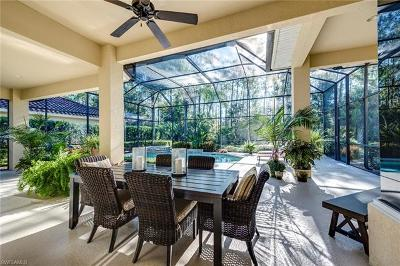 Naples Single Family Home For Sale: 9523 Wilshire Lakes Blvd