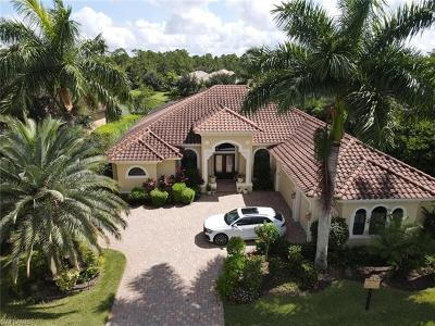 Naples Single Family Home For Sale: 7800 Classics Dr