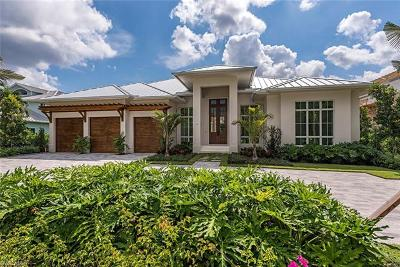 Naples Single Family Home For Sale: 1900 Crayton Rd