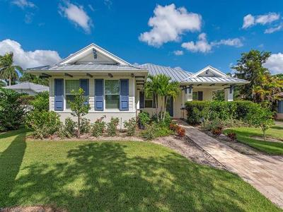Naples Single Family Home For Sale: 1131 N 7th Ave