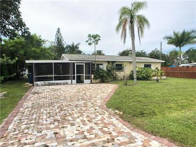 Fort Myers Single Family Home For Sale: 1354 Seville Way