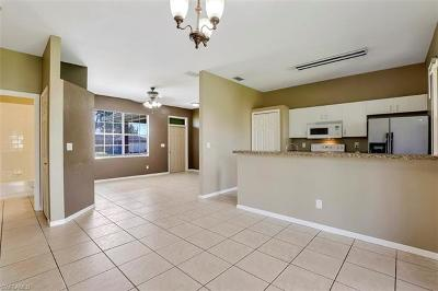 Fort Myers Single Family Home For Sale: 18480 Sunflower Rd