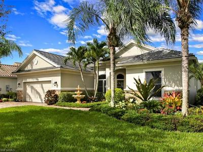 Naples Single Family Home For Sale: 9636 Cobalt Cv