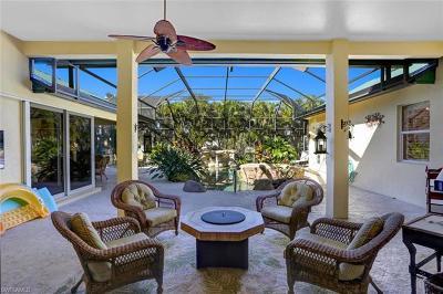 Bonita Springs Single Family Home For Sale: 4830 Esplanade St