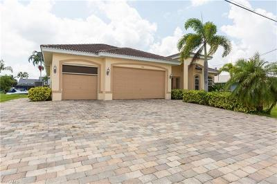 Cape Coral Single Family Home For Sale: 1910 SE 32nd St