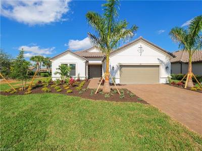 Naples Single Family Home For Sale: 3253 Quilcene Ln