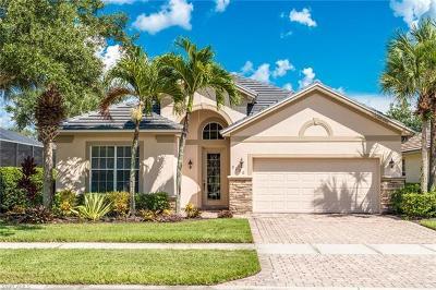 Naples Single Family Home For Sale: 9130 Quartz Ln