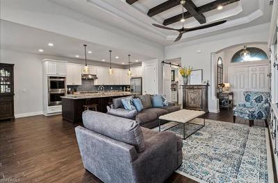 Bonita Springs Single Family Home For Sale: 10505 Valencia Lakes Dr