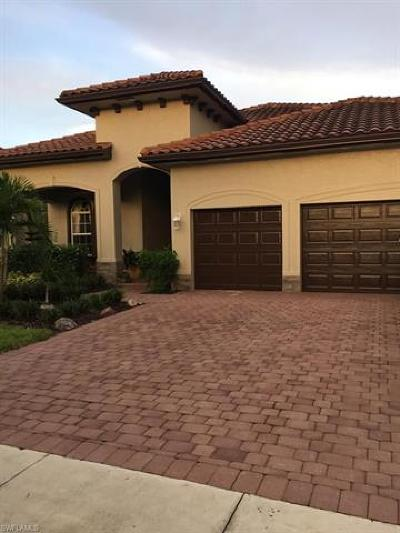 Naples Single Family Home For Sale: 1773 Birdie Dr