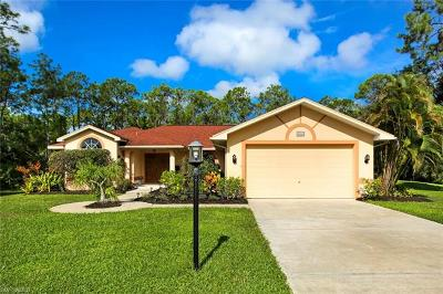 Bonita Springs Single Family Home For Sale: 24442 Claire St
