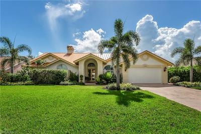 Naples Single Family Home For Sale: 11598 W Longshore Way