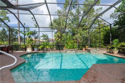 Naples Single Family Home For Sale: 7551 Treeline Dr