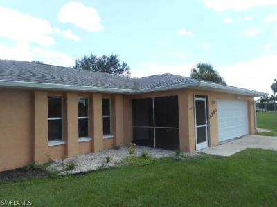 Naples Single Family Home For Sale: 1740 SW 45th St #1