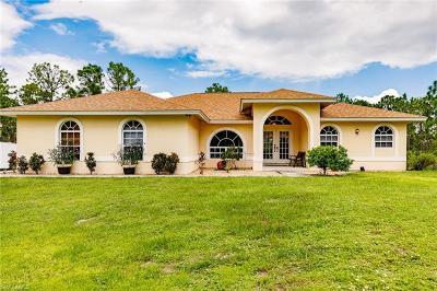 Naples Single Family Home For Sale: 3545 NE 72nd Ave