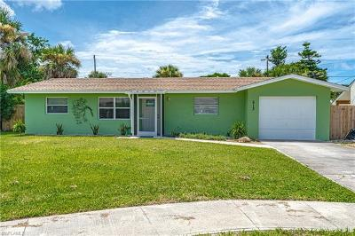 Marco Island Single Family Home For Sale: 513 5th Ave