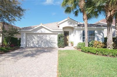Naples Single Family Home For Sale: 2076 Sagebrush Cir