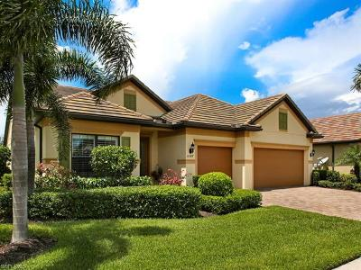 Naples Single Family Home For Sale: 16187 Cartwright Ln