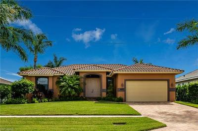 Marco Island Single Family Home For Sale: 491 Hartley St