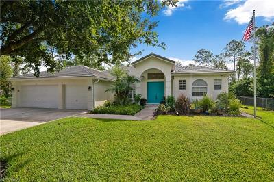 Naples Single Family Home For Sale: 240 SE 16th St