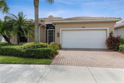 Single Family Home For Sale: 216 Glen Eagle Cir