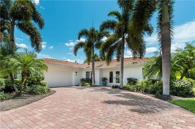 Naples Single Family Home For Sale: 466 Germain Ave