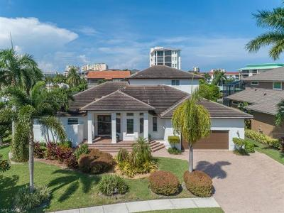 Marco Island Single Family Home For Sale: 840 Partridge Ct