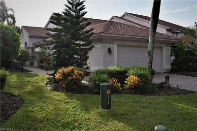 Naples Single Family Home For Sale: 11606 Quail Village Way