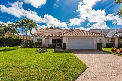 Naples Single Family Home For Sale: 170 Saint James Way