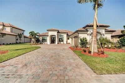 Naples Single Family Home For Sale: 2231 Somerset Pl