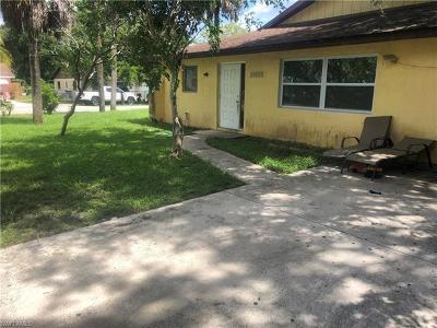 Bonita Springs Multi Family Home For Sale: 27810/812 Quinn St