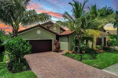 Bonita Springs Single Family Home For Sale: 26156 Grand Prix Dr