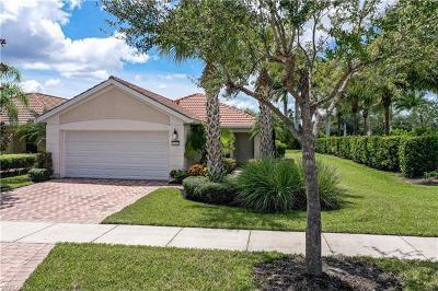 Bonita Springs Single Family Home For Sale: 15101 Estuary Cir