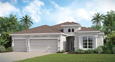 Bonita Springs Single Family Home For Sale: 16516 Bonita Landing Cir