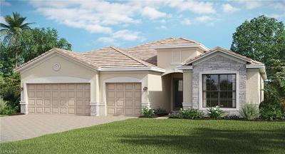Bonita Springs Single Family Home For Sale: 16512 Bonita Landing Cir