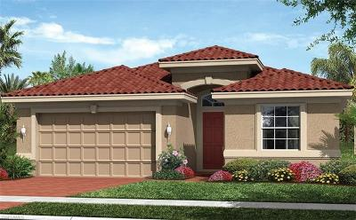 Cape Coral Single Family Home For Sale: 2833 Sunset Pointe Cir