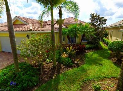 Bonita Springs Single Family Home For Sale: 28308 Nautica Ln